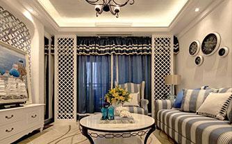 承载爱情的好去处,地中海式温馨居室