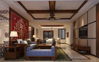 东南亚室内家居风格