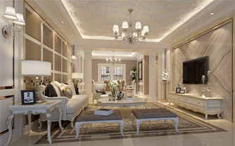 欧式两房装修设计
