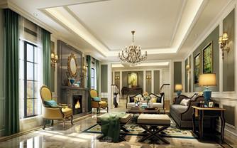 欧式别墅时尚家居设计