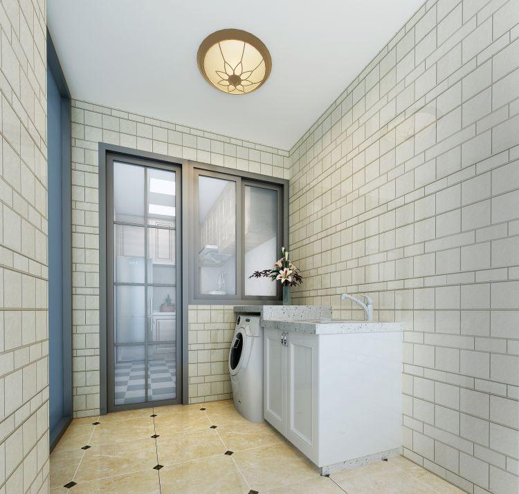 质感两居室欧式装修效果图