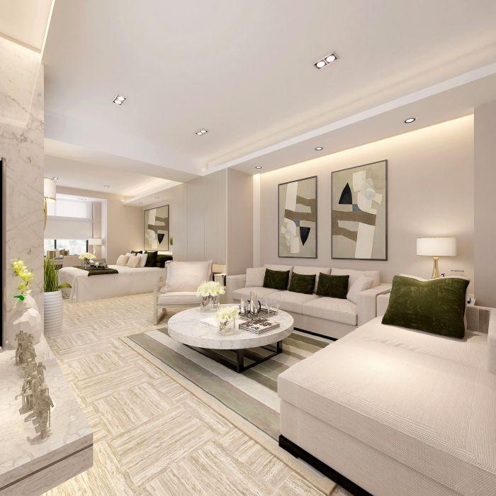 简约一居室家居设计