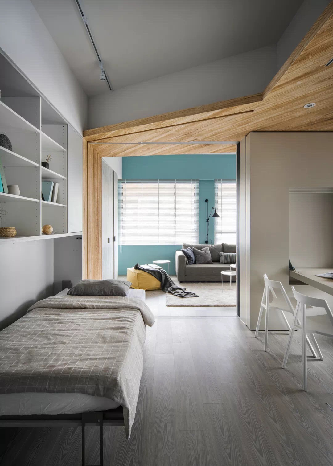 北欧单身公寓